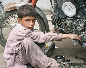 child labour pakistan essay Unicef estimates that around 150 million children ages 5-14 years in  developing countries are involved in child labour ilo estimates that around 215  million.
