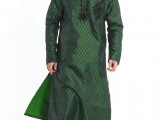 Mehndi Kurta Style for Mens 2018 Designs Collection