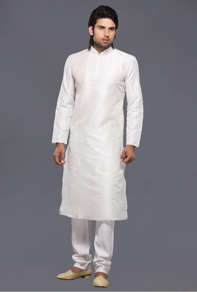Mehndi Men Kurta : Mehndi kurta style for mens designs collection