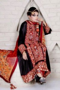 New Balochi Dress Design 2019 For Girls Pics