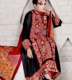 Balochi Dress Design 2021 For Girls Pics