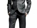 Charcoal Grey Suit