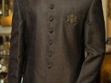Latest Sherwani Designs 2018 in Pakistan for Groom Wedding