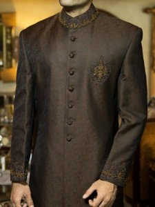 Latest Sherwani Designs 2019 for Groom Wedding