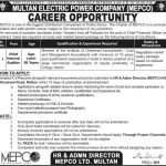 MEPCO Jobs 2018 NTS Roll Number Slip Download Test Date Candidate List