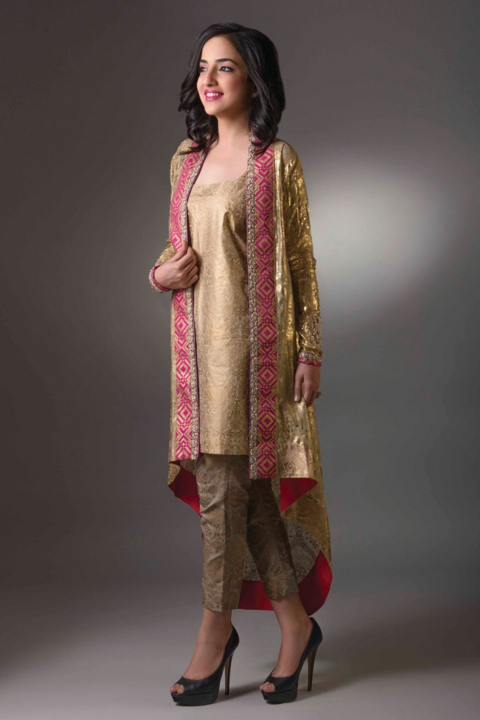 Shadi Dresses 2018 For Pakistani Girls Pictures-2601