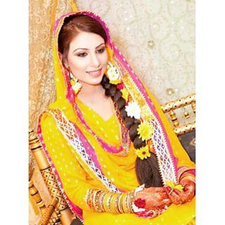 Pakistani Bridal Hairstyle 2018 For Mehndi Barat Walima Function