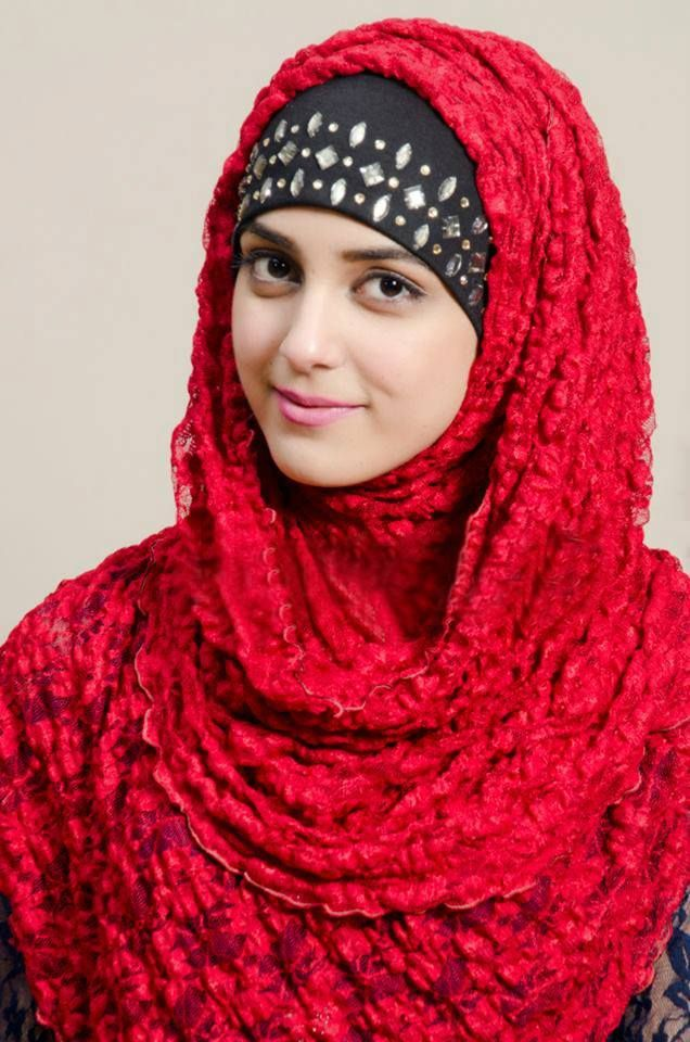 Pakistani Hijab Style 2018 Step by Step Images