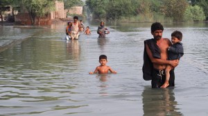 Essay on Flood in Pakistan 2019 with Outline