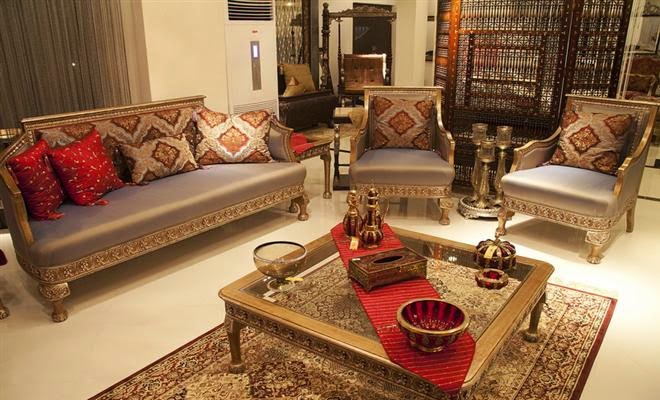 Latest furniture designs 2018 in pakistan with prices for for Latest chairs for living room
