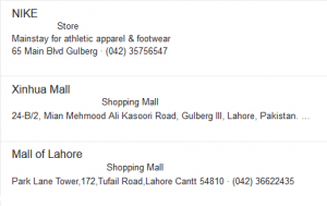 Nike Store in Lahore Karachi Factory Outlets for Wholesale