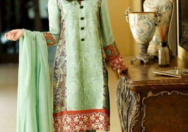 Latest Eid Collection of Pakistani Designers 2020 New Designs