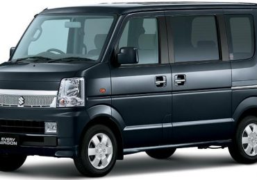 Suzuki Every Wagon Van Price in Pakistan 2021