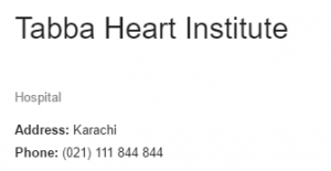 Best Cardiologist in Karachi Top Ten 10 Heart Specialist Doctor Physicians Surgeons