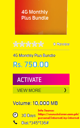 this is plus offer for month