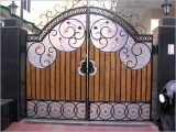 stylish grill gate