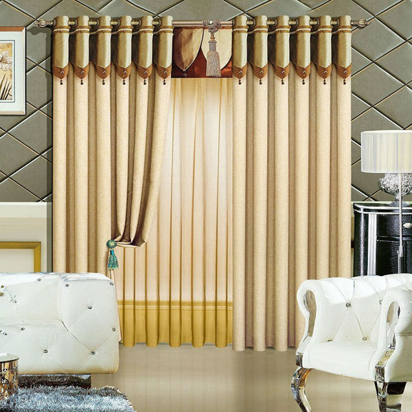 Latest curtain design 2018 in pakistan style for bedroom drawing living - Latest interior curtain design ...