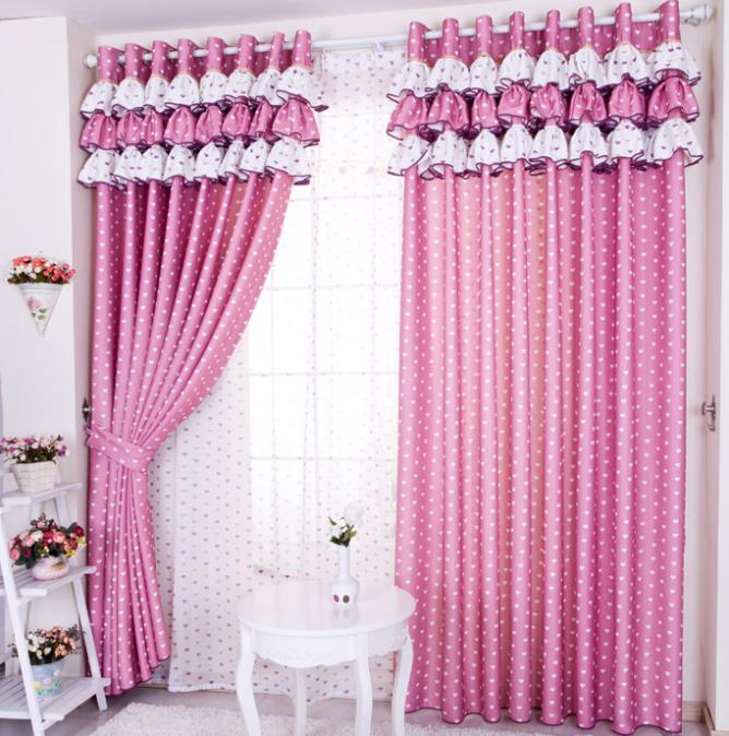 latest curtain design 2017 in pakistan style for bedroom