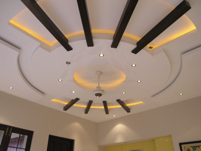 Ceiling design 2018 in pakistan roof pictures for living for Room roof design images