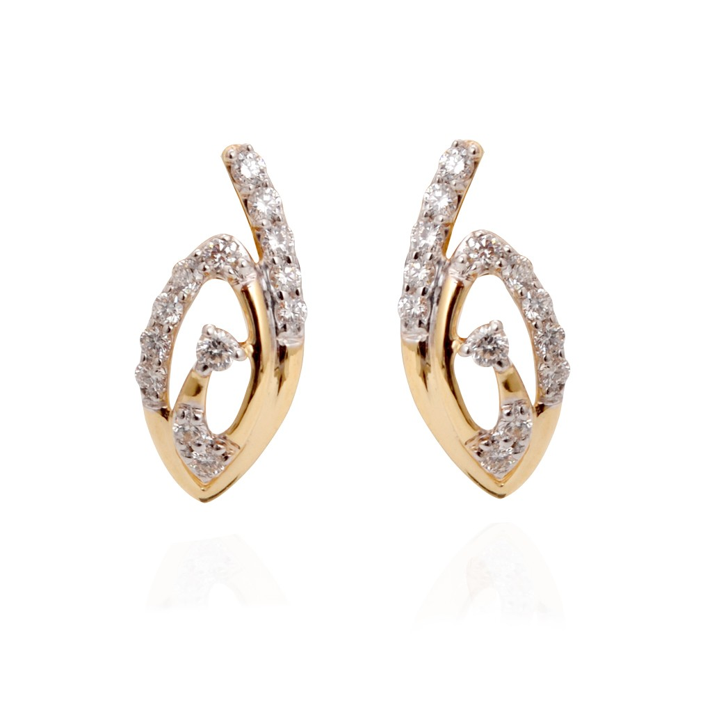 Latest Gold Earrings Designs 2018 New with Price in Pakistan