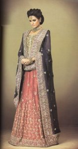 Latest Bridal Dresses for Walima in Pakistan 2018