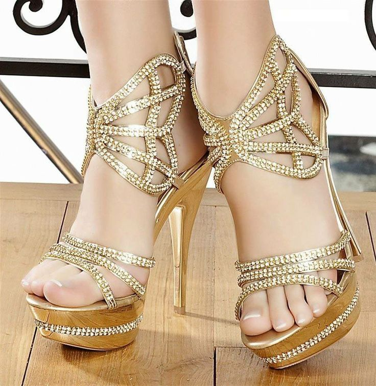Designer Low Heel Wedding Shoes