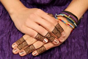 Finger Mehndi Designs 2018 New Style Simple