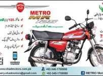 bike of metro 125