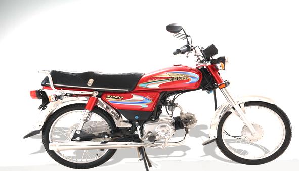 Power motorbike