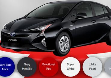 Toyota Prius 2019 Price In Pakistan