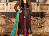 Pakistani New Gown Style Dresses 2018