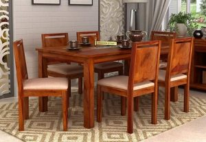 Dining Room Decoration in Pakistan with Table Design Decor in 2018