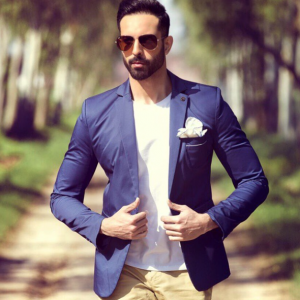 Best Male model in Pakistan Jahan-e-Khalid