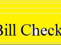 to check
