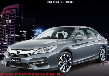 Toyota Camry Vs Honda Accord 2021 Price in Pakistan