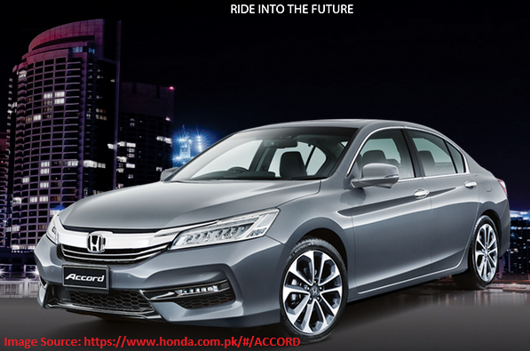 Toyota Camry Vs Honda Accord 2019 Price in Pakistan