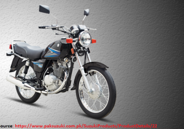 Suzuki GS 150 Price in Pakistan 2021