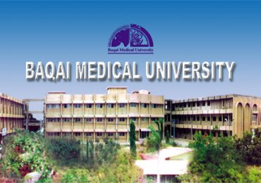 Baqai Medical University Fee Structure 2019 for MBBS Pharm D BDS DPT Admission