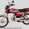 Honda CD 70 New Model 2019 Price in Pakistan Launch Date