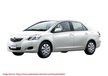Toyota Belta Price in Pakistan 2021 Model 1000cc Car