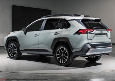Toyota RAV4 2019 Price in Pakistan