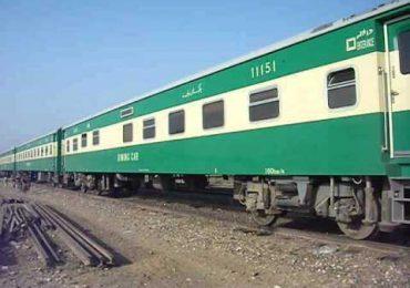 Pakistan Railway Online Train Tracking System Live Status