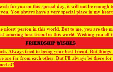 Friendship Day Date 2019 in Pakistan: Happy Wishes for Best Friend Day