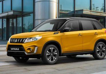 Suzuki Vitara 2022 Price in Pakistan