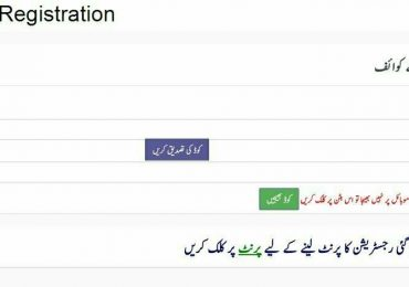 Online Karaya Nama Form by Punjab Police Karaya Dari