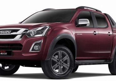 Isuzu MUX 2022 Price in Pakistan Vs Isuzu D MAX