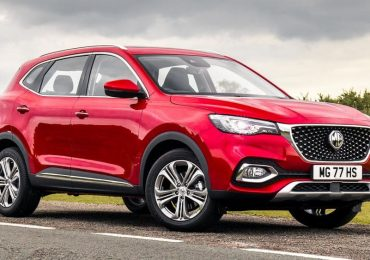 MG HS SUV Model Car Price in Pakistan 2021 Booking Launch Date