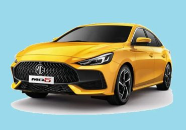 MG5 2022 Price in Pakistan Launch Date