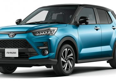 Toyota Raize 2021 Price in Pakistan