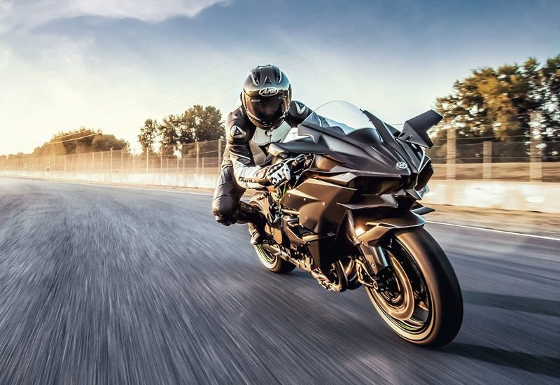 Kawasaki H2R Top Speed km/h